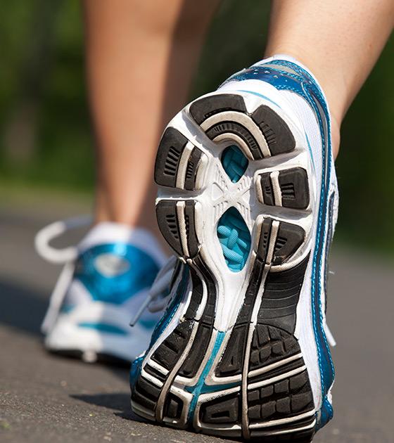 Voetproblemen sporters podotherapie